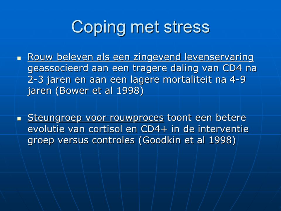 Coping met stress