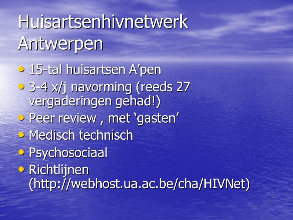 Huisartsenhivnetwerk Antwerpen