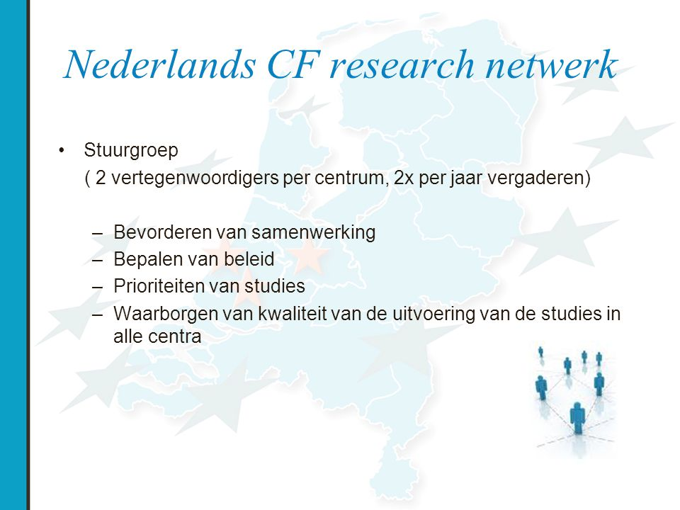 Nederlands CF research netwerk