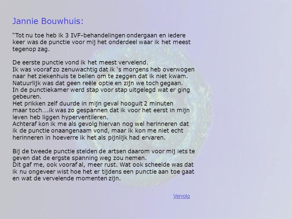 Jannie Bouwhuis: