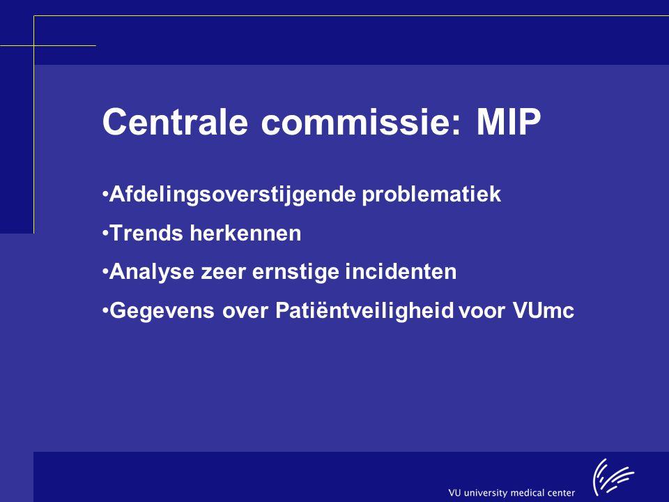 Centrale commissie: MIP