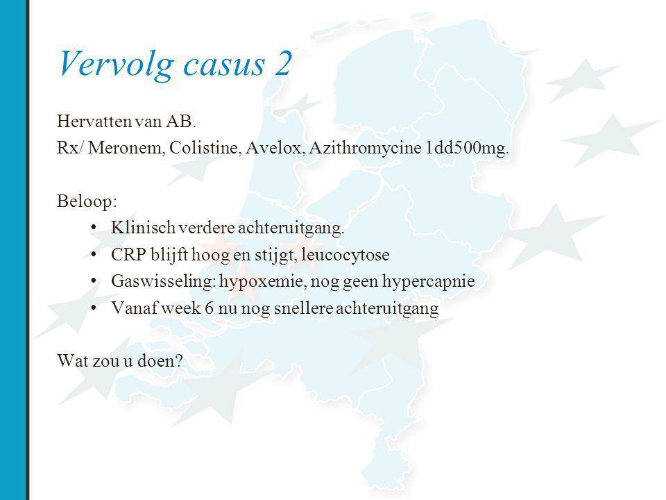 Vervolg casus 2 Hervatten van AB.