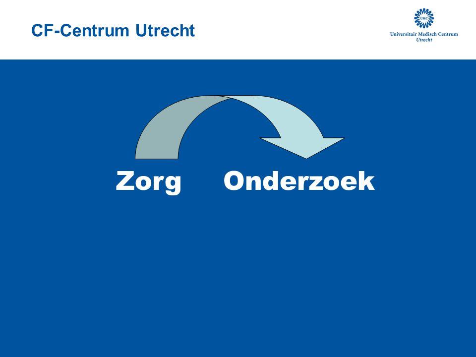 CF-Centrum Utrecht Zorg Onderzoek
