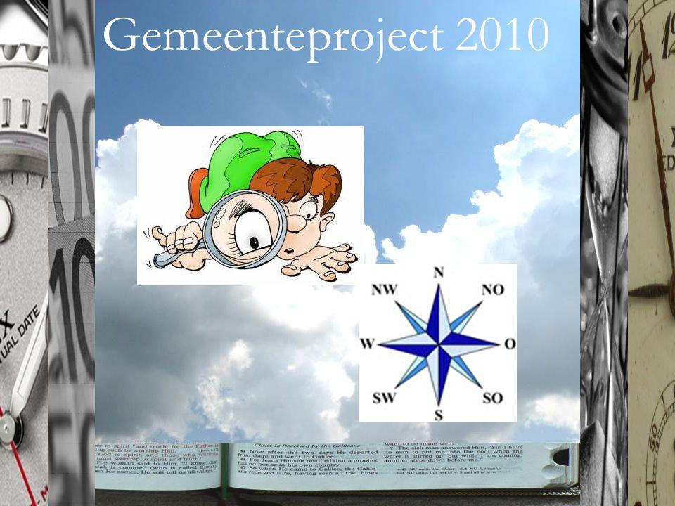 Gemeenteproject 2010