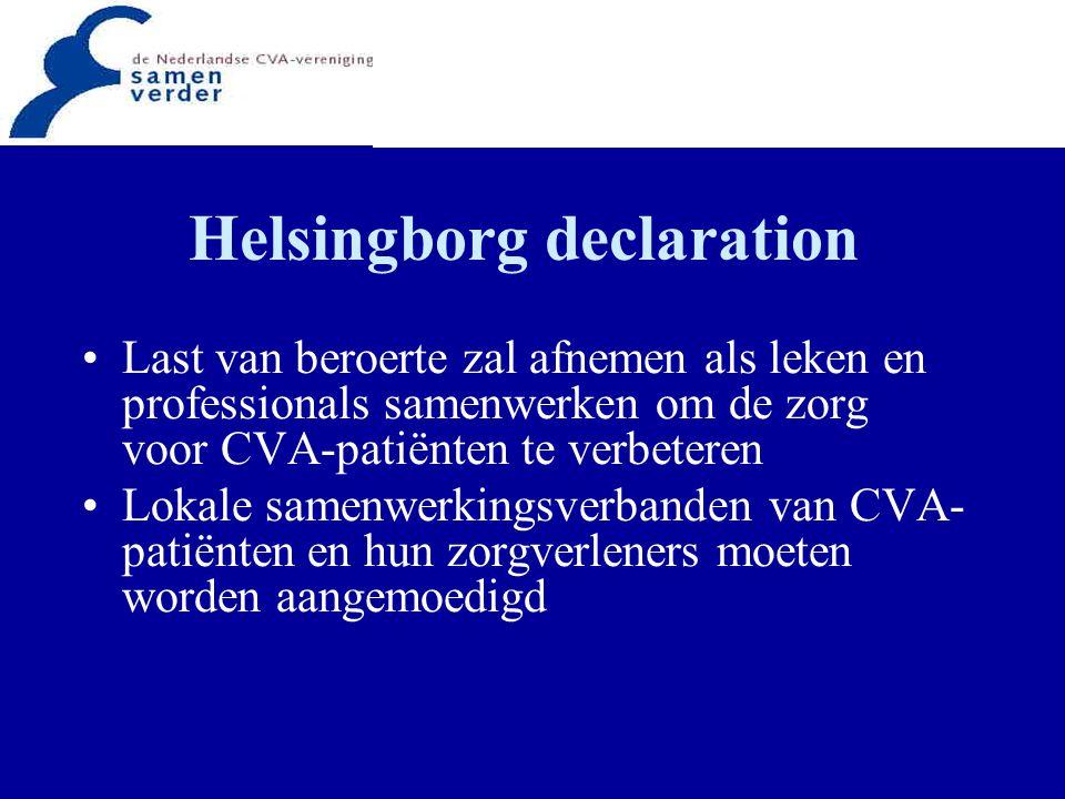 Helsingborg declaration