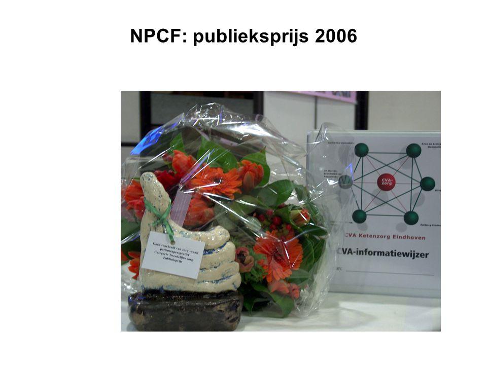 NPCF: publieksprijs 2006