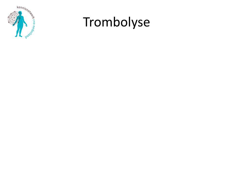 Trombolyse