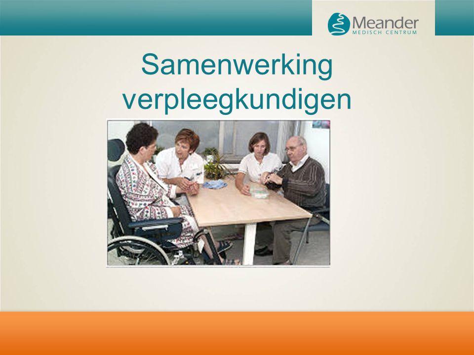 Samenwerking verpleegkundigen