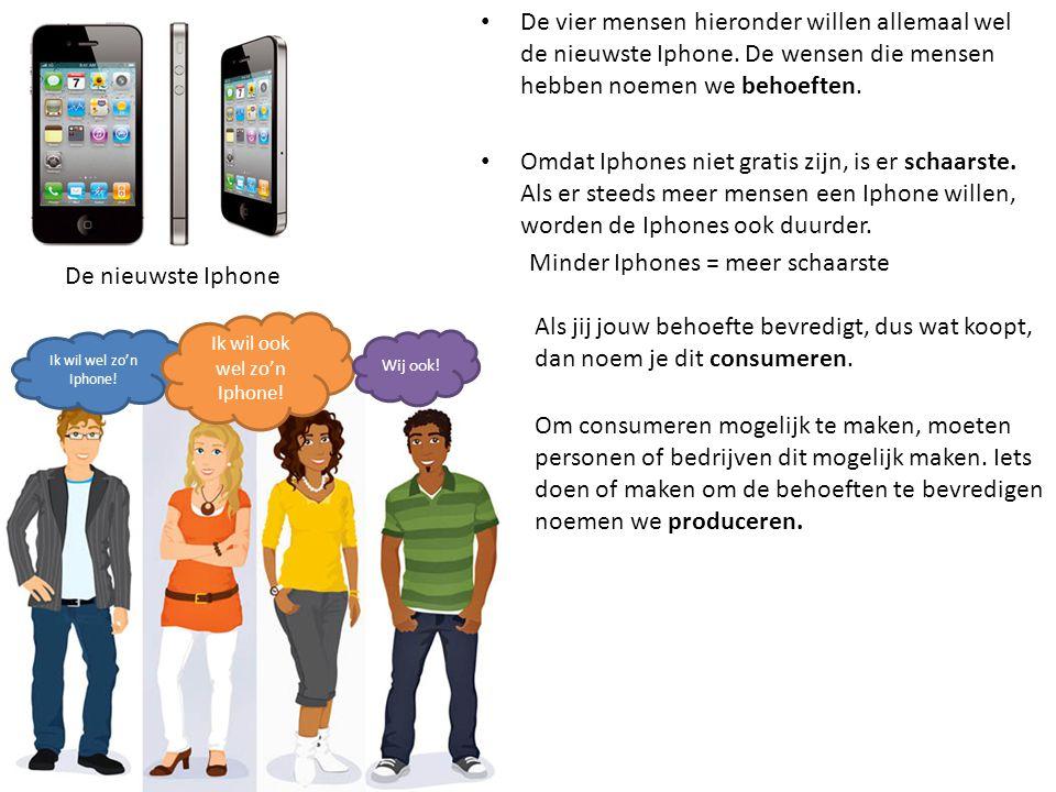 Ik wil ook wel zo'n Iphone!