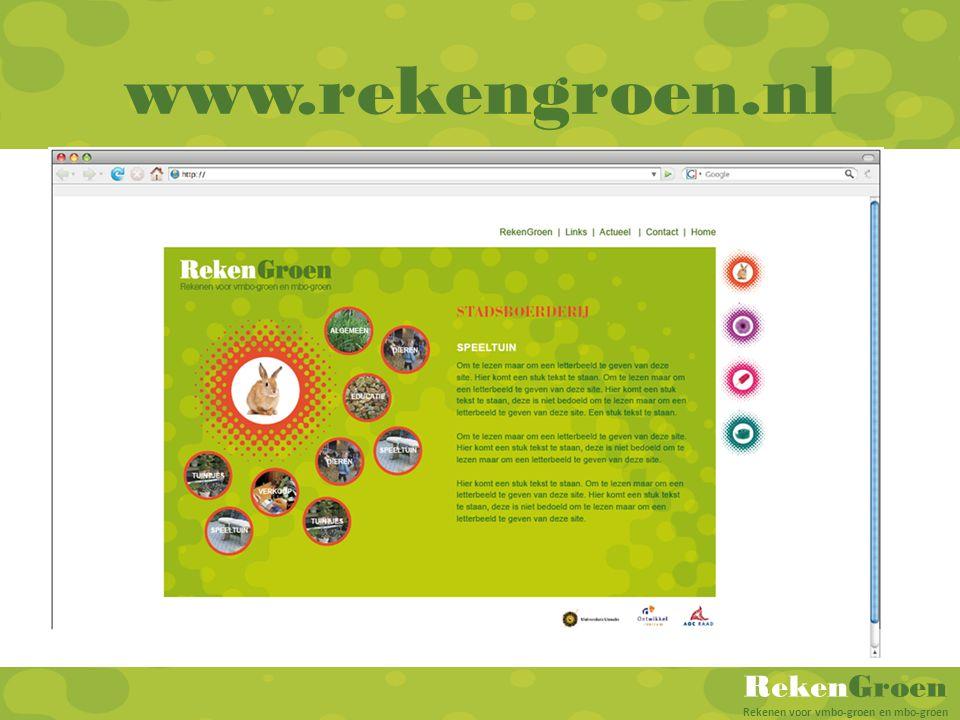 www.rekengroen.nl
