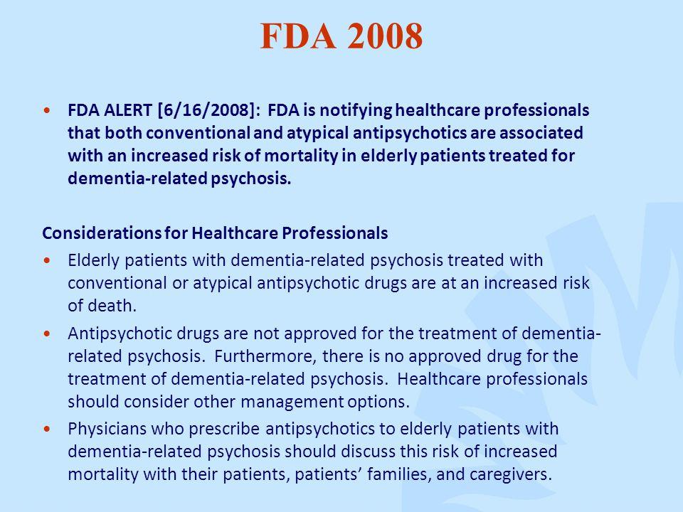 FDA 2008