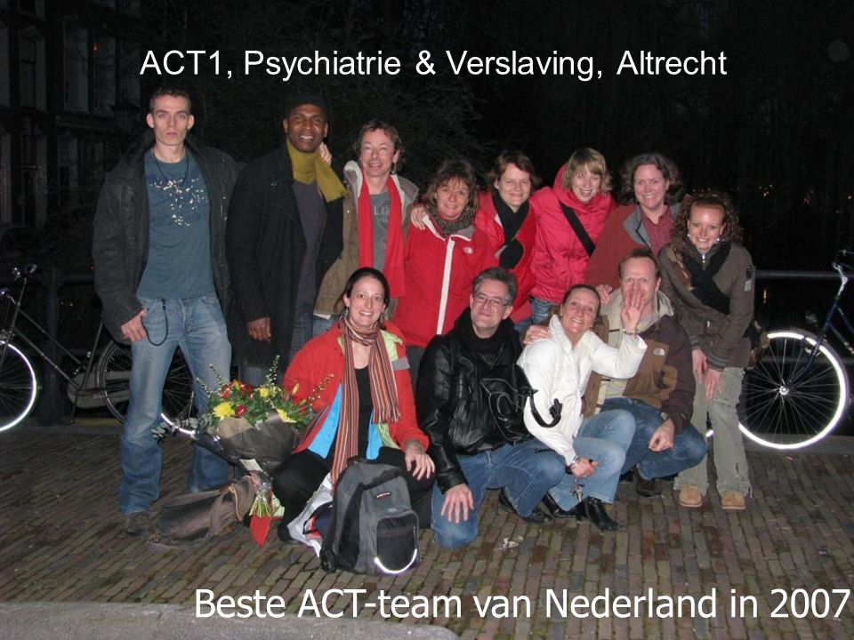 Beste ACT-team van Nederland in 2007