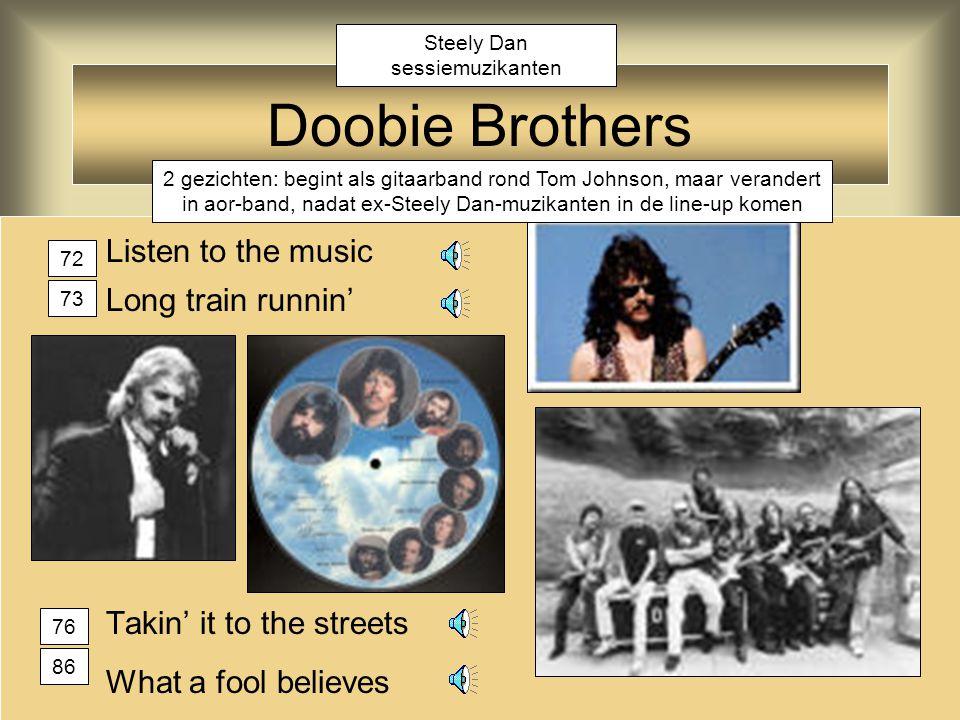 Steely Dan sessiemuzikanten
