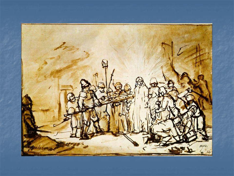 Judas heel doelbewust en agressief