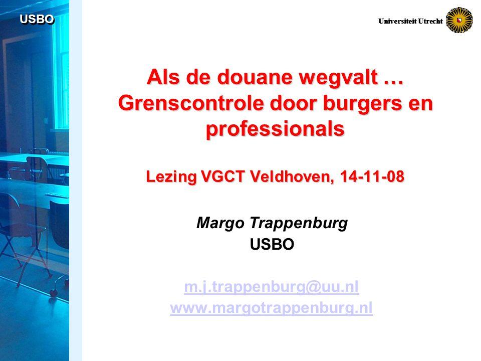 Margo Trappenburg USBO m.j.trappenburg@uu.nl www.margotrappenburg.nl