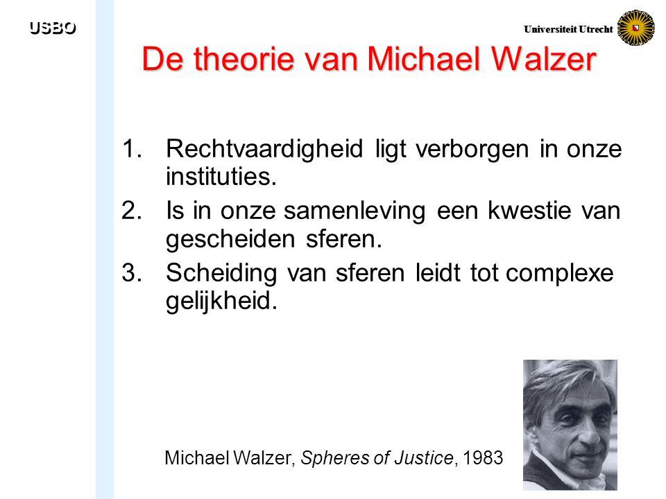 De theorie van Michael Walzer