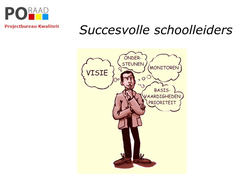 Succesvolle schoolleiders