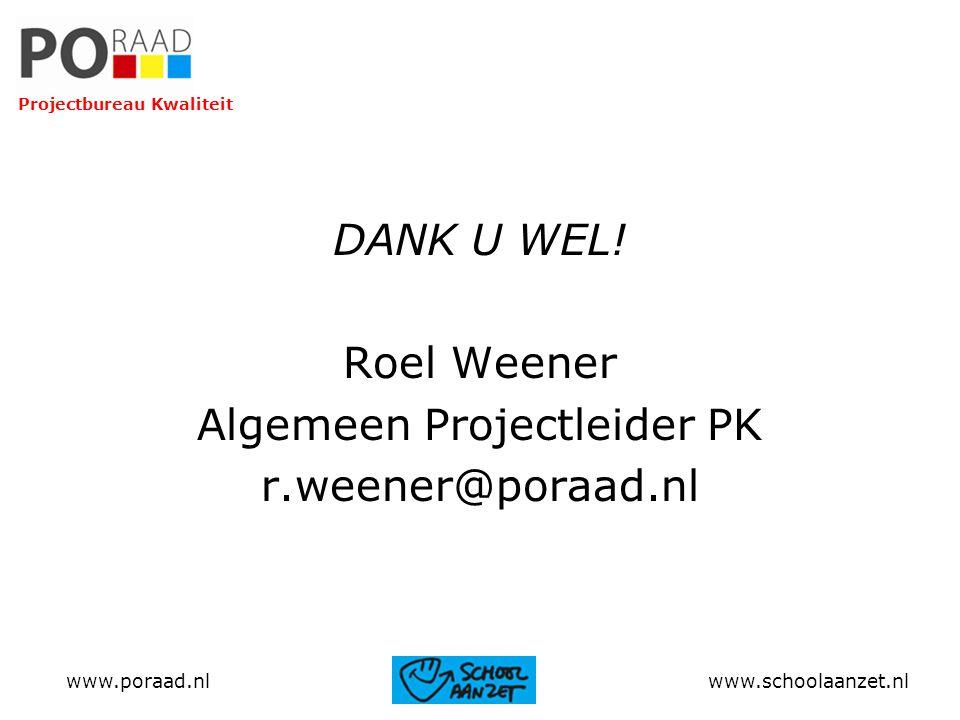 Algemeen Projectleider PK