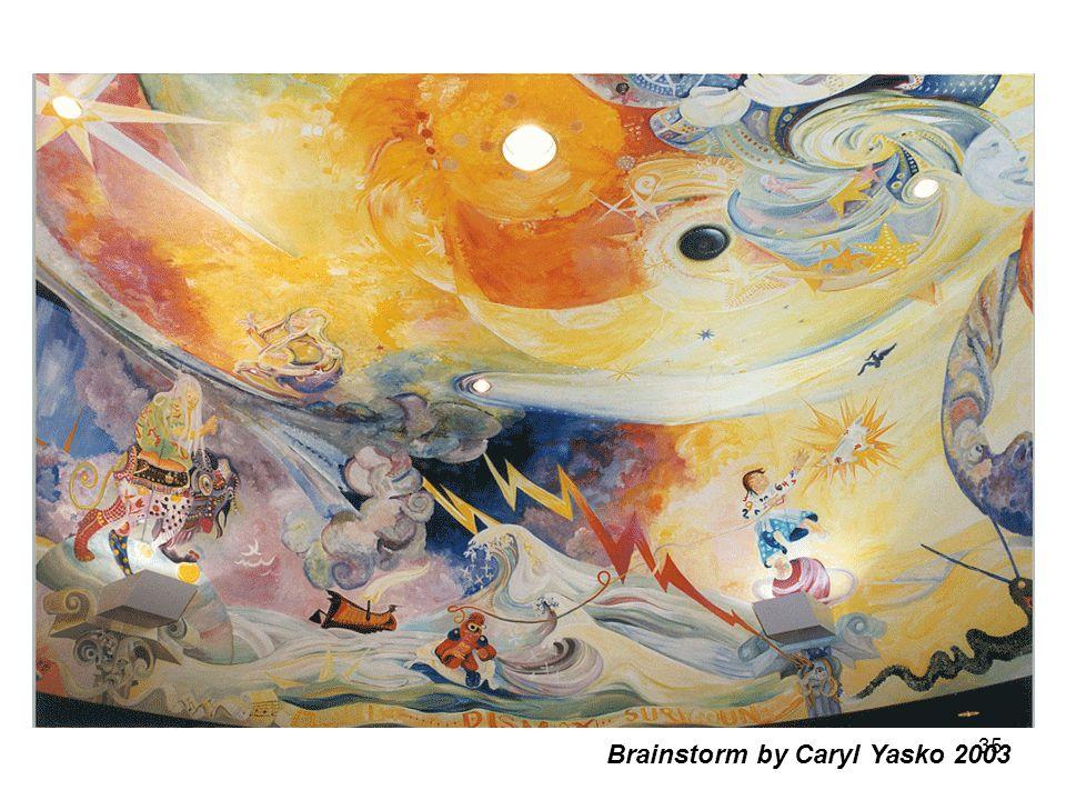 Brainstorm by Caryl Yasko 2003