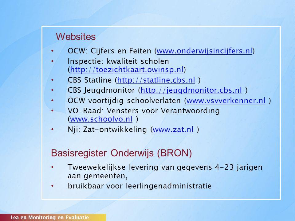 Basisregister Onderwijs (BRON)