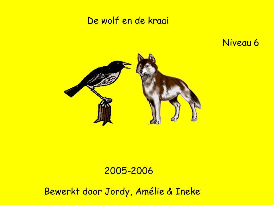 Bewerkt door Jordy, Amélie & Ineke