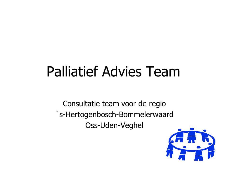 Palliatief Advies Team