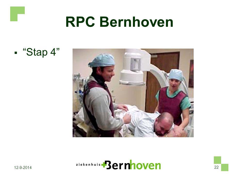 RPC Bernhoven Stap 4 5-4-2017