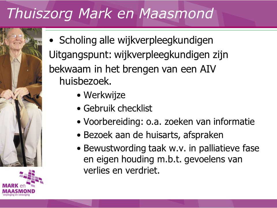 Thuiszorg Mark en Maasmond