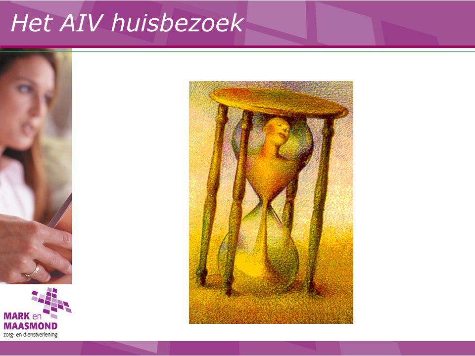 Het AIV huisbezoek