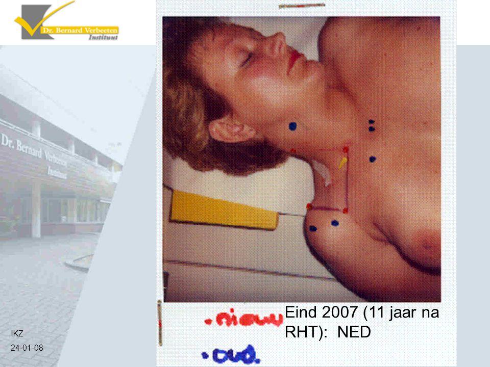 Eind 2007 (11 jaar na RHT): NED IKZ 24-01-08