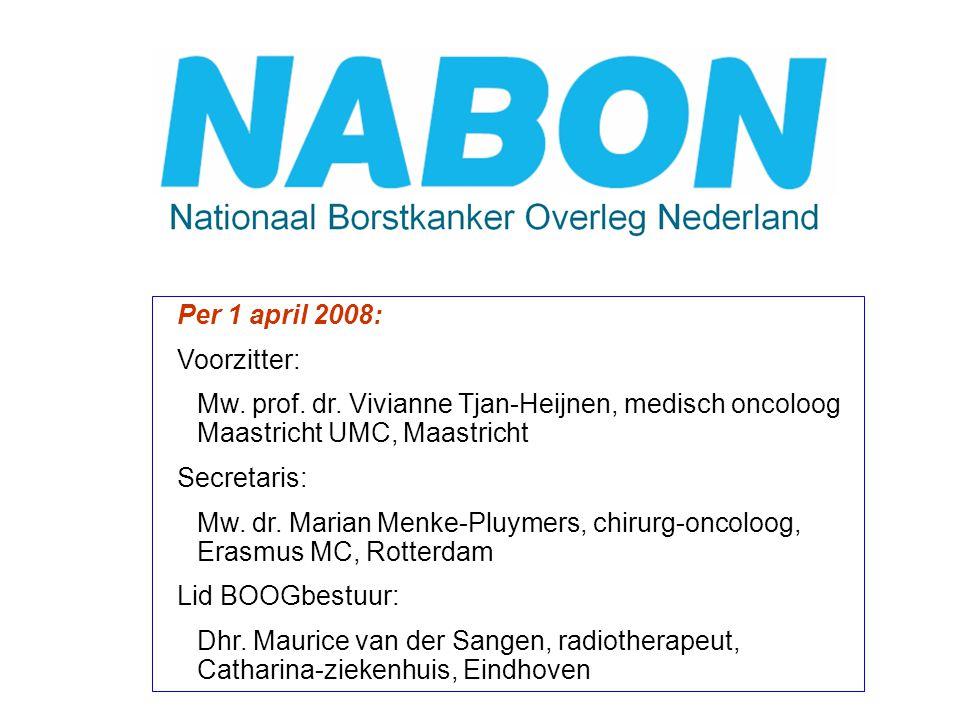 Mw. dr. Marian Menke-Pluymers, chirurg-oncoloog, Erasmus MC, Rotterdam