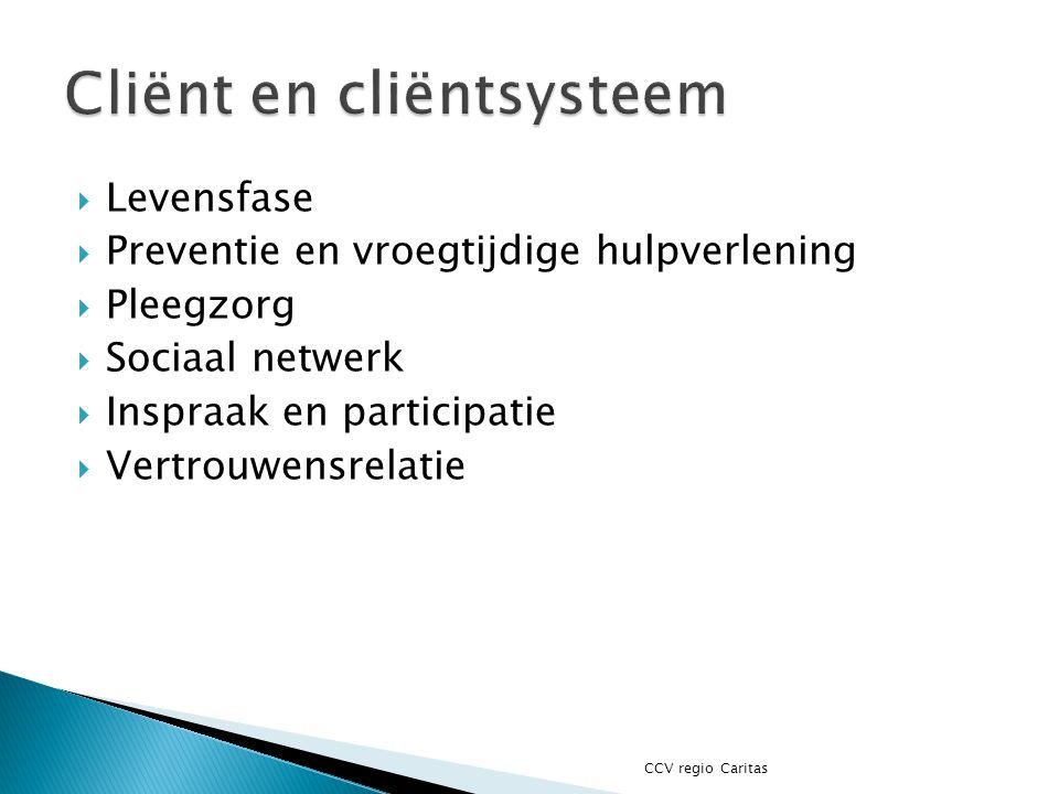 Cliënt en cliëntsysteem