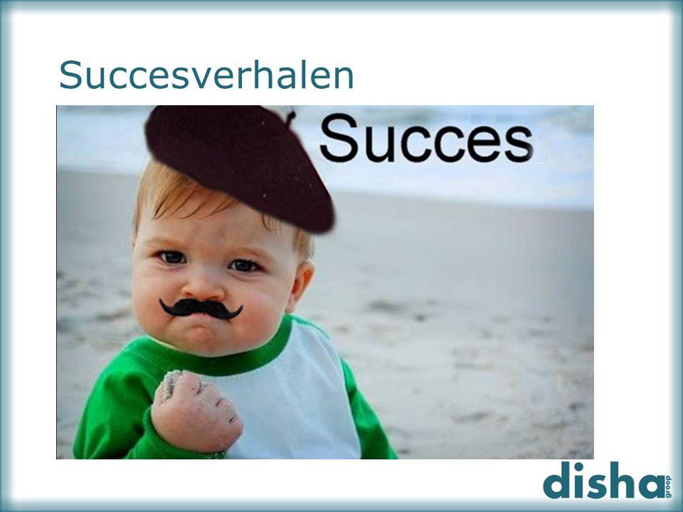 Succesverhalen