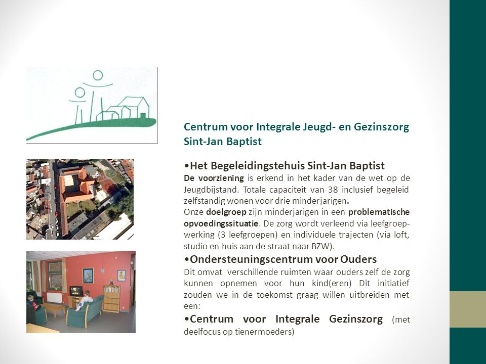 Centrum voor Integrale Jeugd- en Gezinszorg Sint-Jan Baptist
