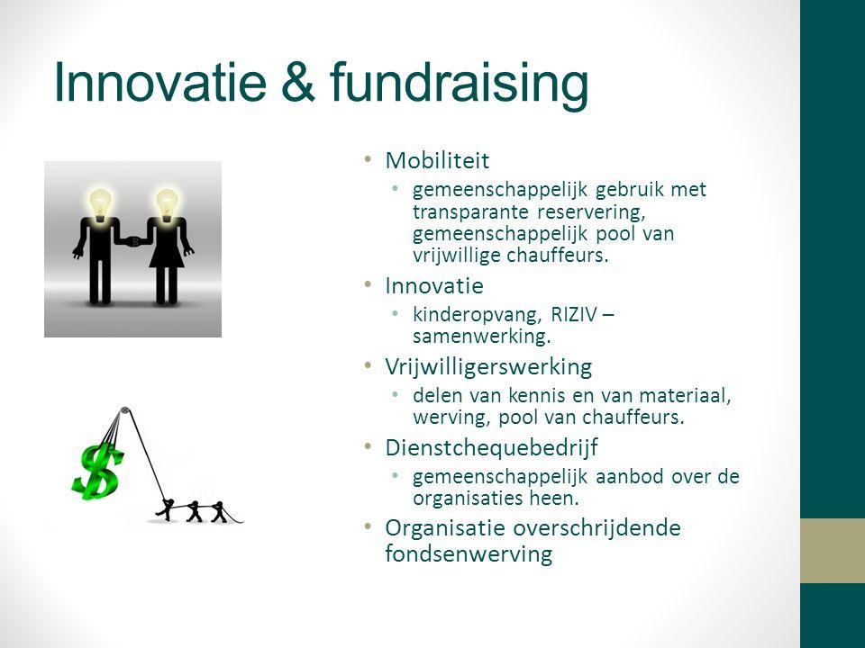 Innovatie & fundraising