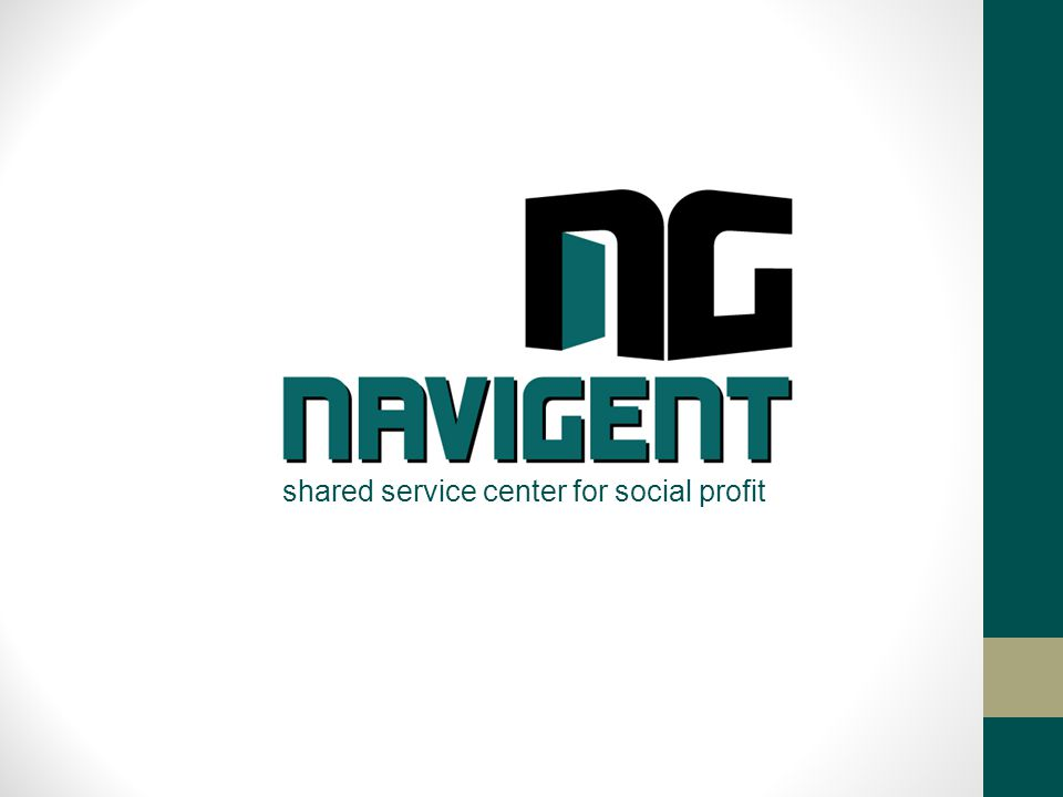 shared service center for social profit