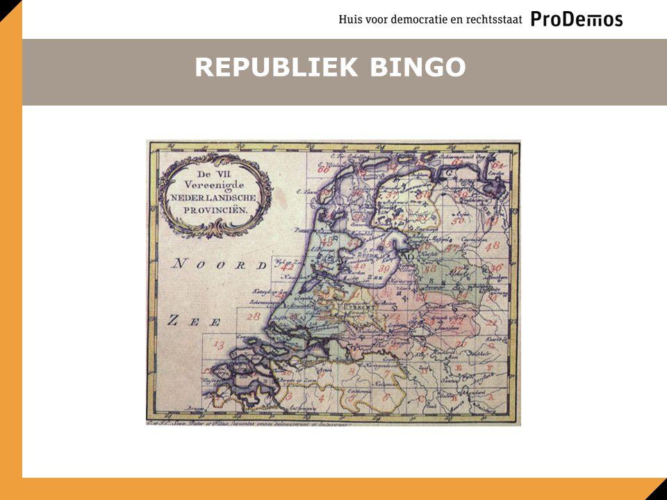 REPUBLIEK BINGO