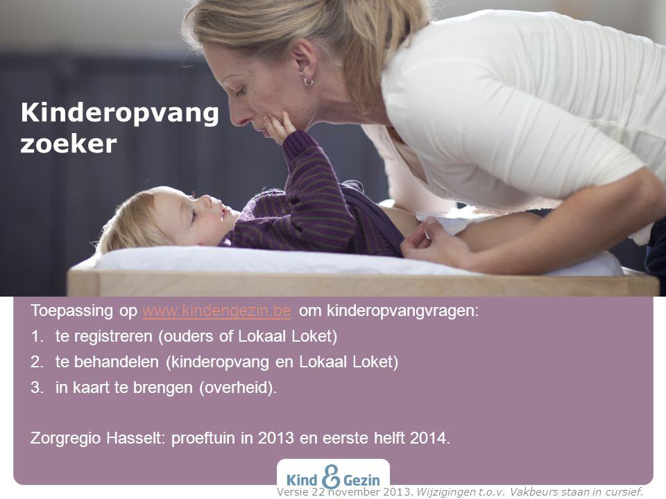 Lokaal Loket Kinderopvang