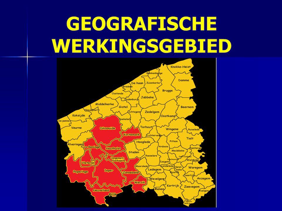 GEOGRAFISCHE WERKINGSGEBIED