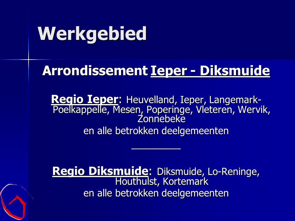Arrondissement Ieper - Diksmuide