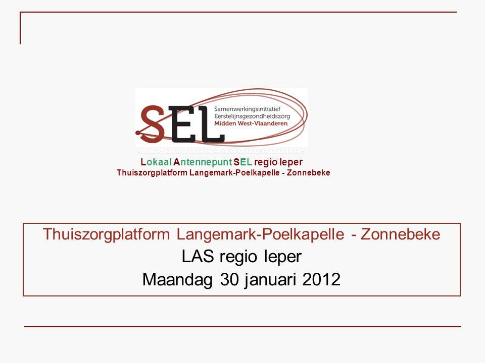 Thuiszorgplatform Langemark-Poelkapelle - Zonnebeke