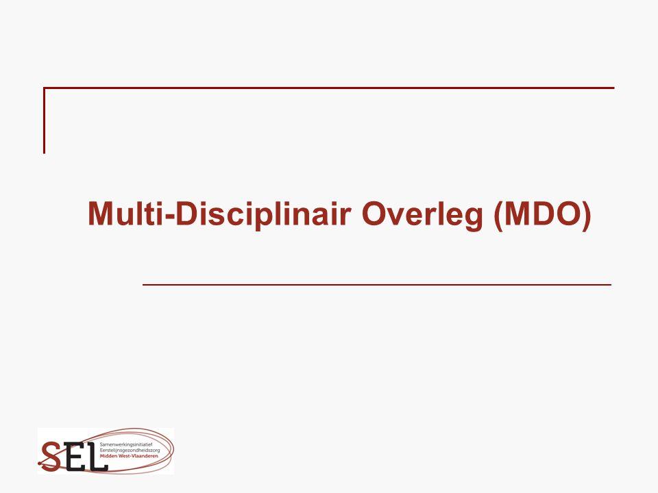 Multi-Disciplinair Overleg (MDO)