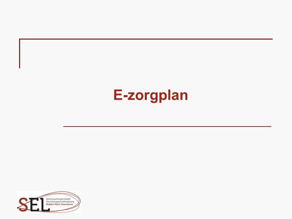 E-zorgplan