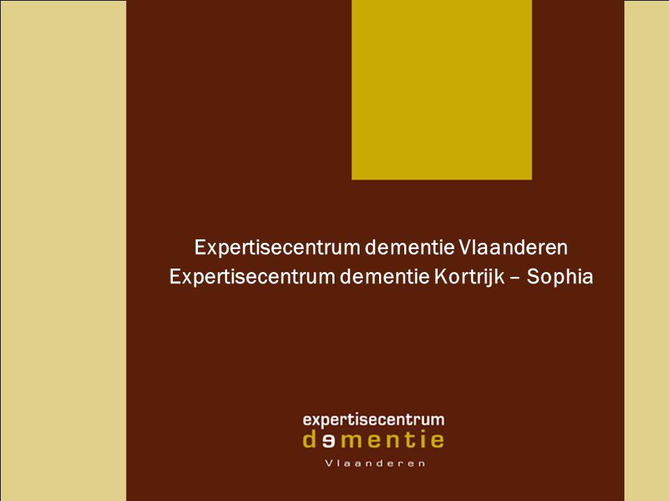 Expertisecentrum dementie Vlaanderen