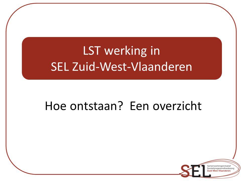 SEL Zuid-West-Vlaanderen