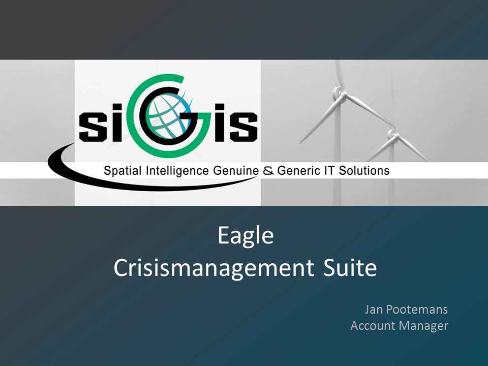 Eagle Crisismanagement Suite