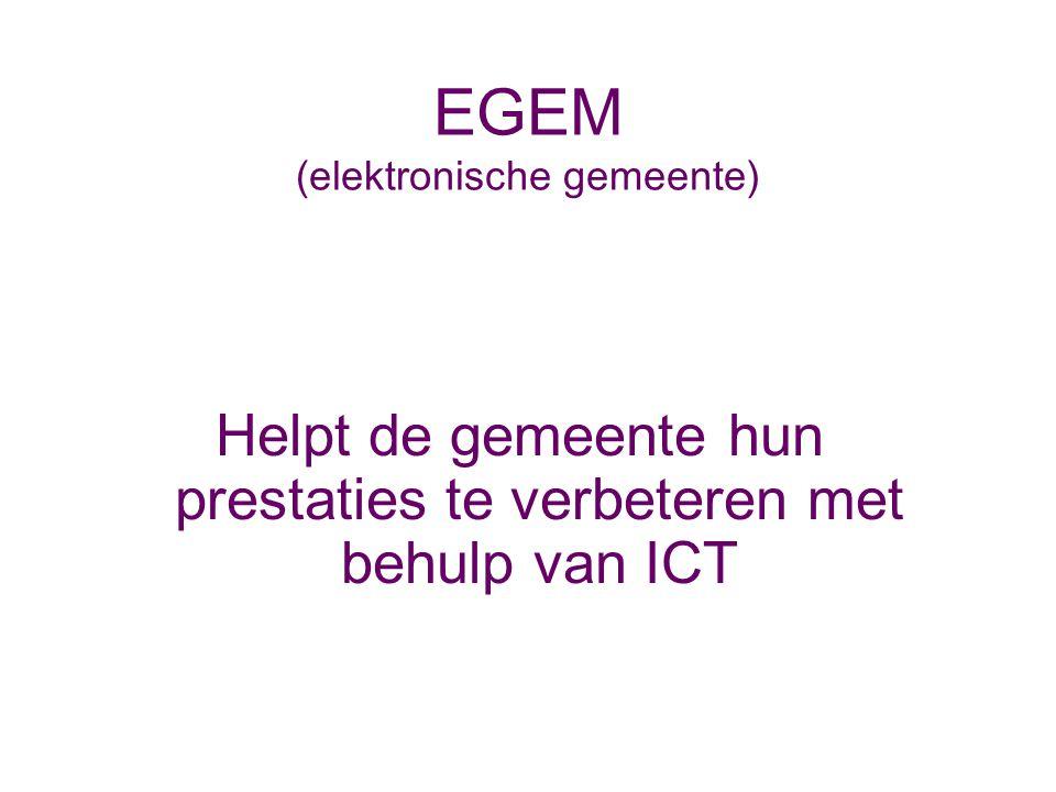 EGEM (elektronische gemeente)