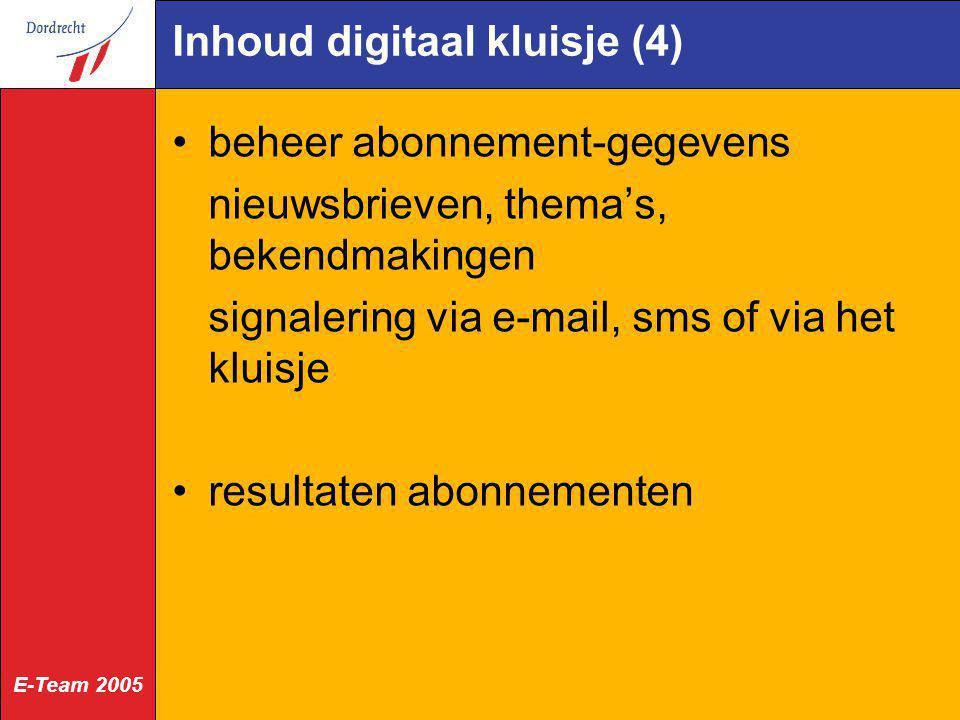 Inhoud digitaal kluisje (4)