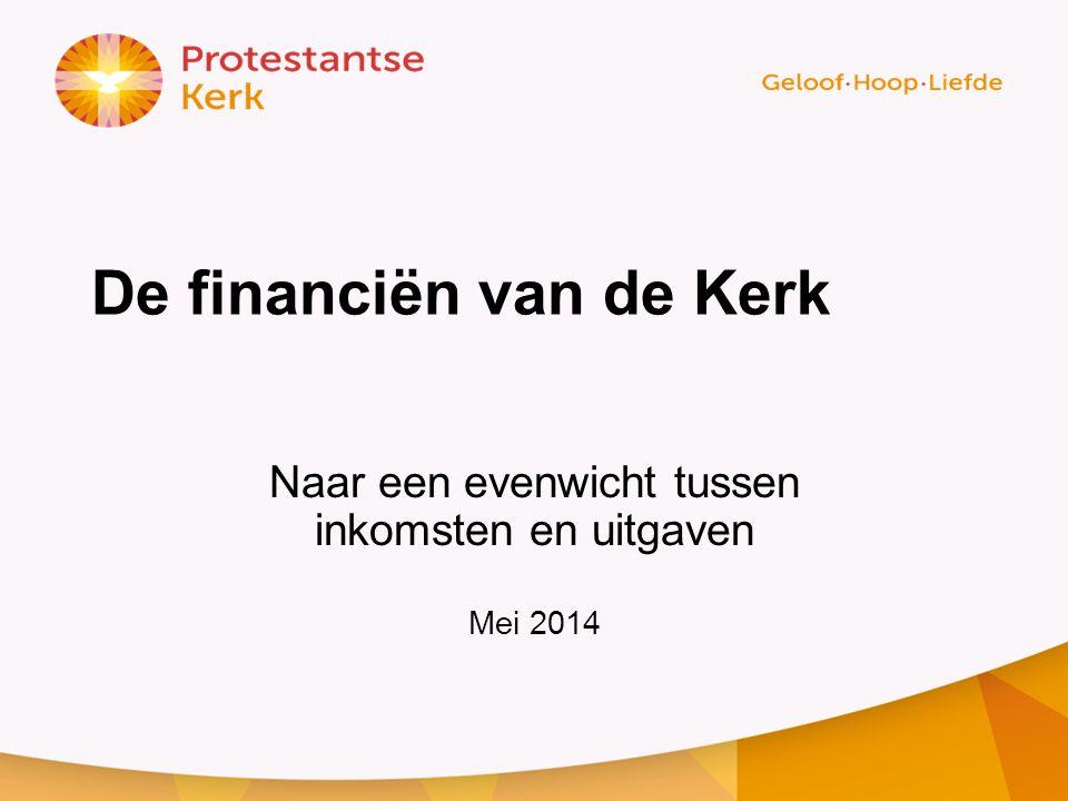 De financiën van de Kerk