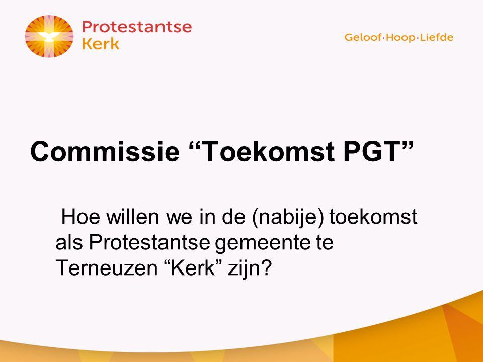 Commissie Toekomst PGT